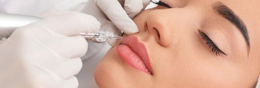 Suivre une formation en maquillage permanent